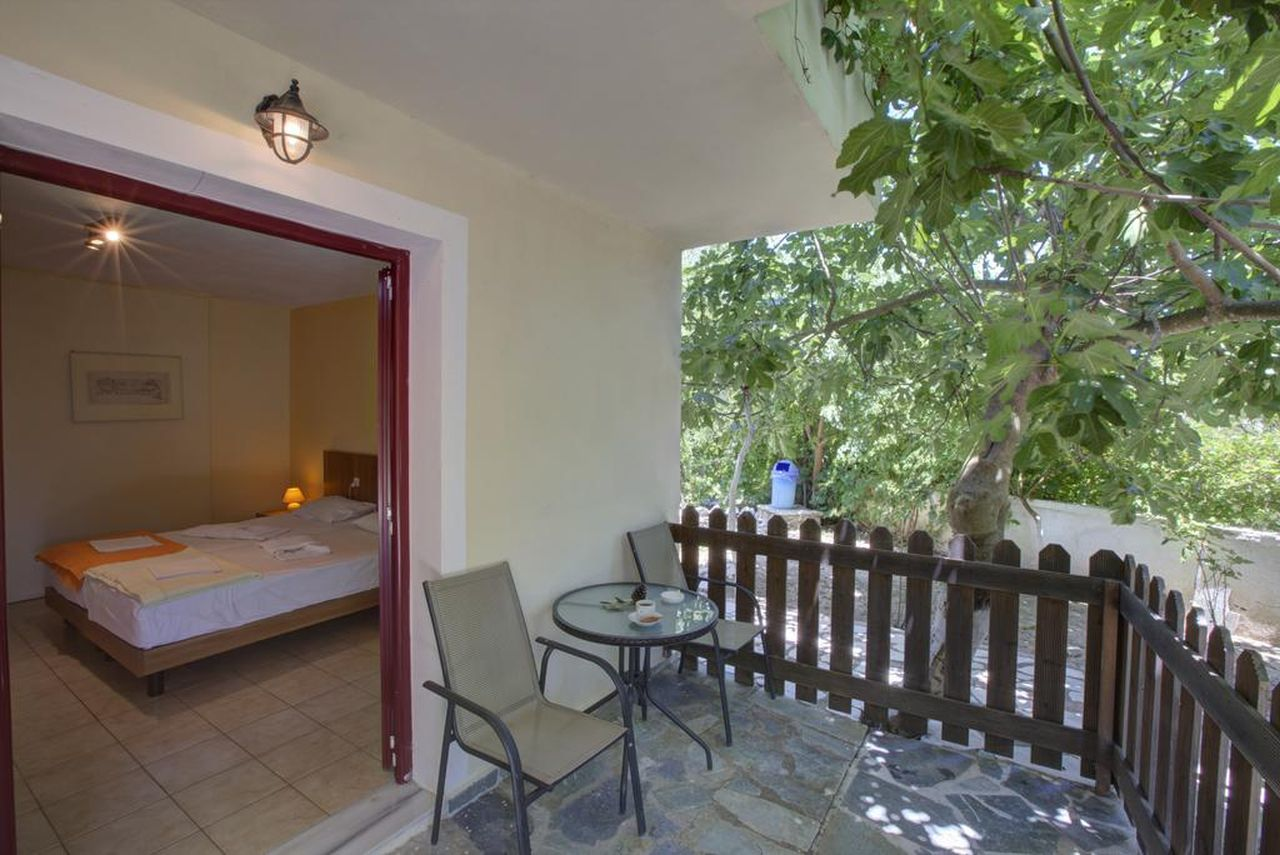 Calderimi Pension, Double studio, Nydri, Lefkada