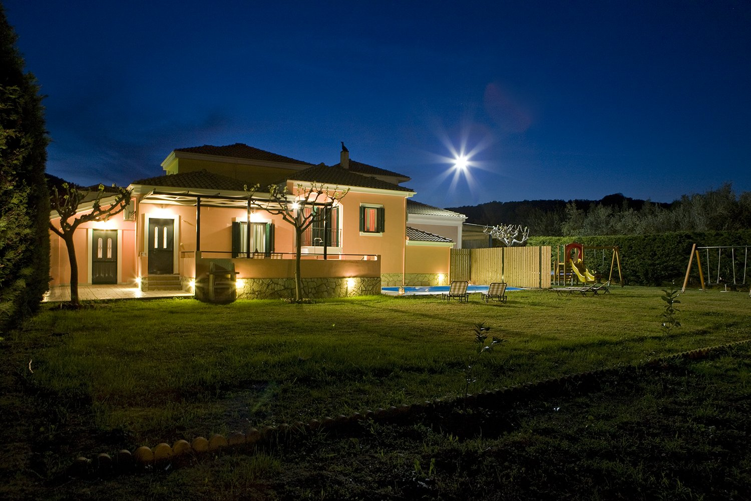 Anthemis Luxury Villas - Kariotes, Lefkada