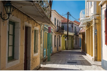 A walk through the city of Lefkada