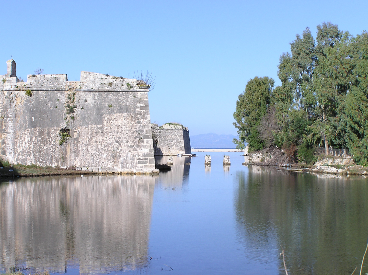 The Castle of Santa Mavra | Lefkada town | Lefkada Slow Guide