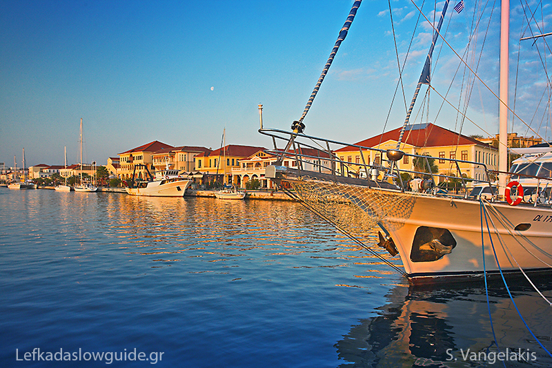 Walking around the town of Preveza | Lefkada Slow Guide