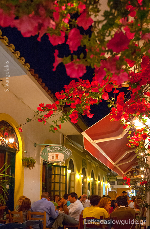 Beautiful alleys | Preveza | Epirus riviera