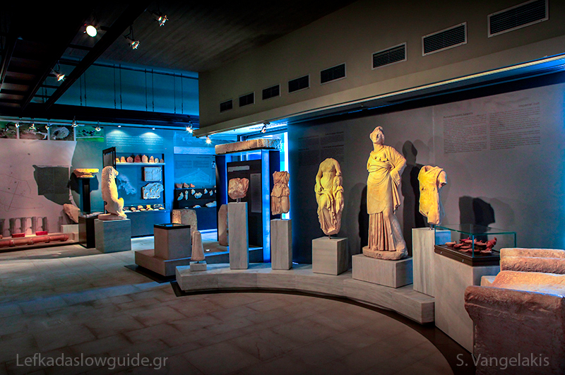 The Nikopolis Archaelogical Museum in Preveza | Lefkada Slow Guide