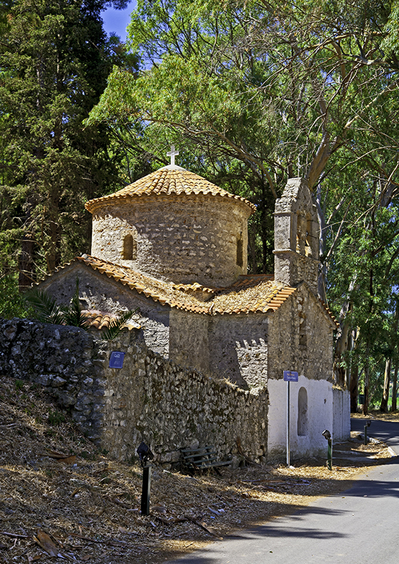 Sightseeing | The beautiful churches of Vonitsa | Lefkada Slow Guide