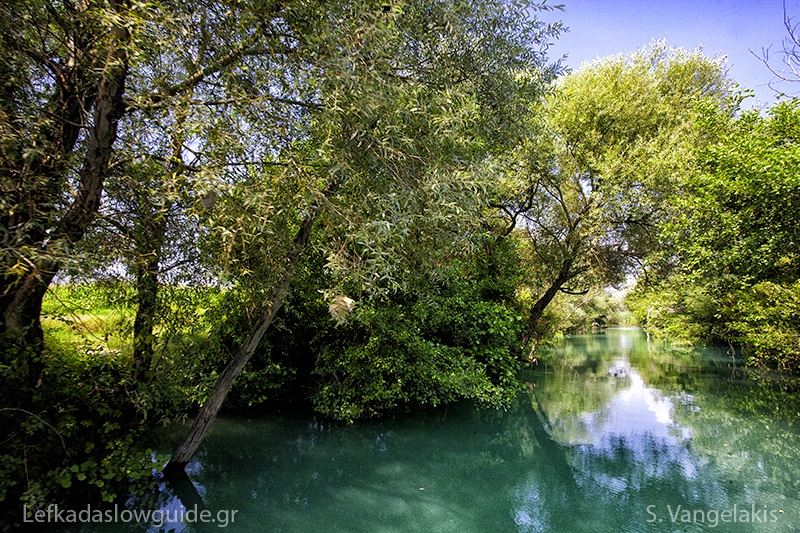 Springs of Acheron river | A trip to Epirus | Lefkada Slow Guide