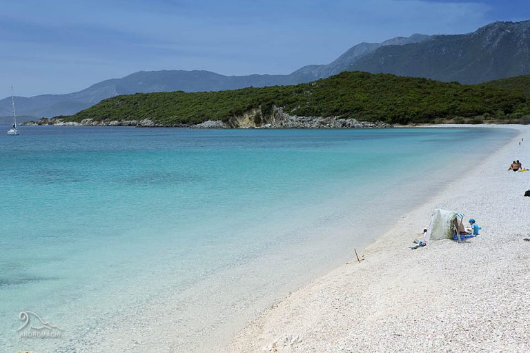 Palairos is ideal for scuba diving | Best day trips from Lefkada