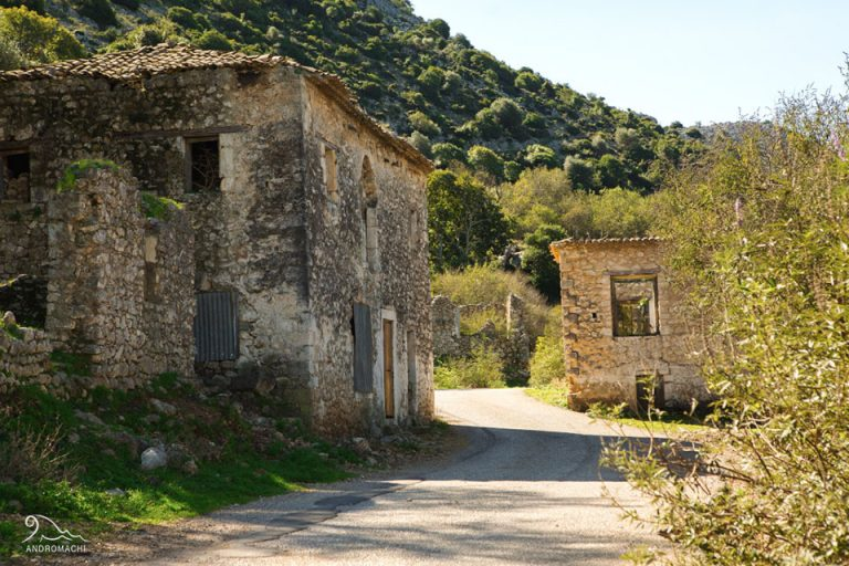 Peratia and Old Plagia | A one-day excursion from Lefkada | Lefkada Slow Guide