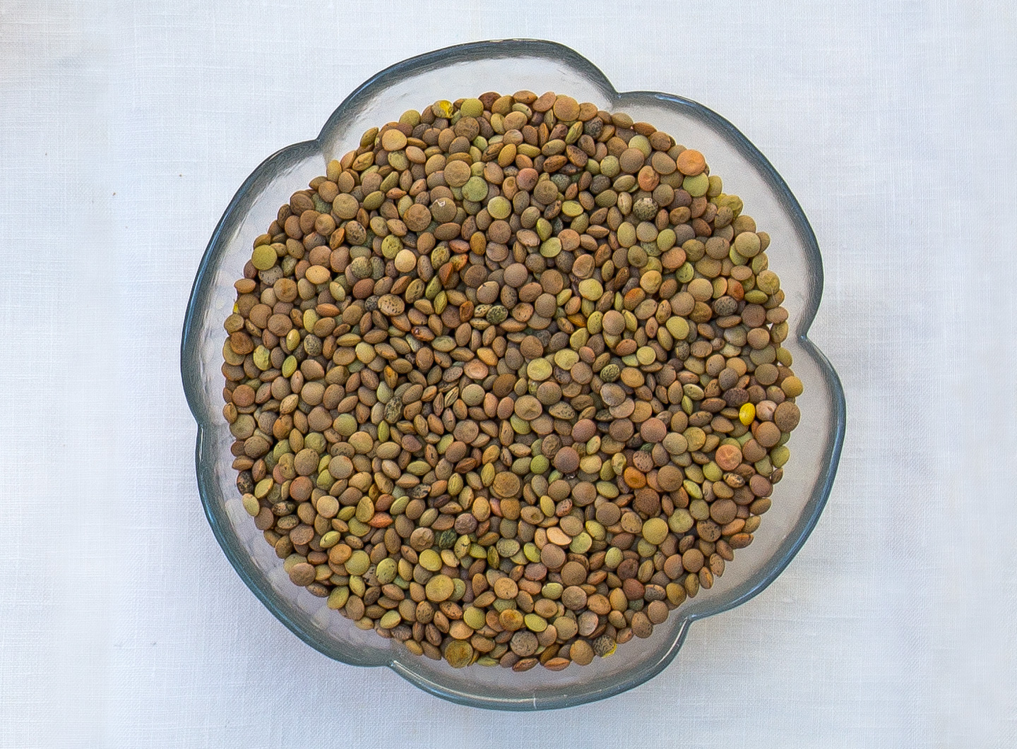 Delicious lentils from Eglouvi | Lefkada's traditional products